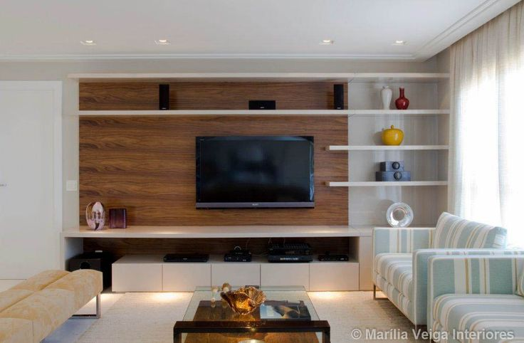 Projetos de Home Theater para incrementar sua sala