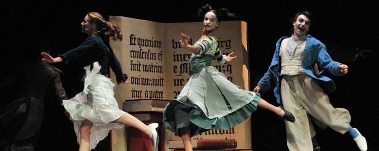 Faust ohne Worte, Theaterzirkus Dresden