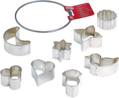 Simple Kochen u Essen g nstig kaufen Unisex Ausstechformen Ring klein silber