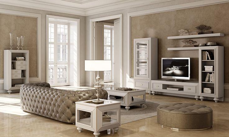 Salon Moderno Rhin II - Modern Living Room Rhin II