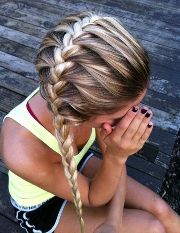 awesome Latest 45 Simple Hairstyles for Girls for School