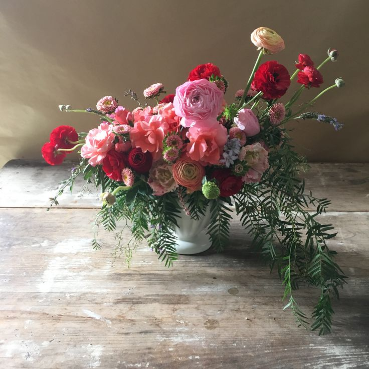 Table blooms