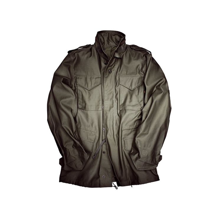 """M65 - Die Geschichte:      Das Design für diese Jacke entstand im Jahr 1940 und wurde 1943 vervollständigt (die """"M-43""""). Noch heute, mehr als 60 Jahre später, wird das selbe Feldjacken- Design, mit kleinen Veränderungen noch immer genutzt. Das neueste Army Feldjacken Modell ist die """"M65"""", welches 1965 erschienen ist. Für 30 Jahre war diese Jacke der Vorreiter für die amerikanische Infanteri..."""