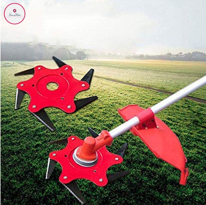 Steel Trimmer Head Lawn Mower Lawn And Garden Trimmers