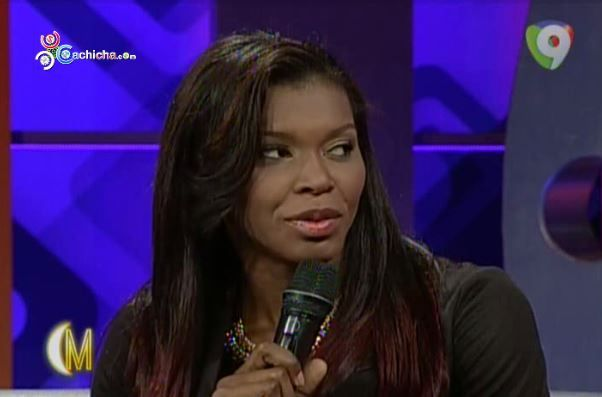 Entrevista A La Capitana Del Equipo De Voleibol Dominicano #Video