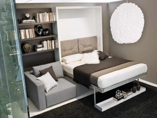 cool Murphy Bed With Couch , Luxury Murphy Bed With Couch 45 On Living Room  Sofa