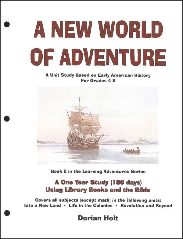 A New World of Adventure Book 2 (041560) Details - Rainbow Resource Center, Inc.