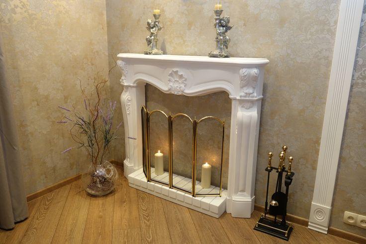 ТВОЙ КАМИН :: - Декоративные камины Коллекция Orac Luxxus - Каталог печей и каминов / Декоративный камин КР-033