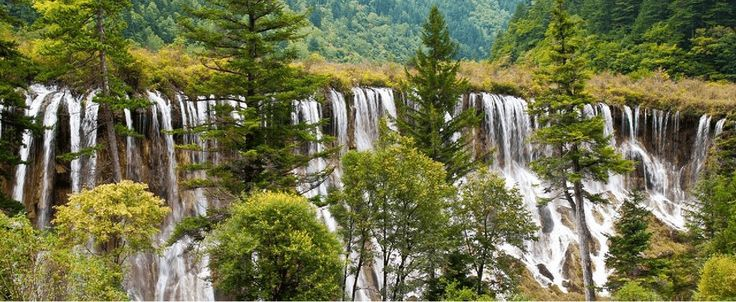 China Jiuzhaigou Tourism 2016