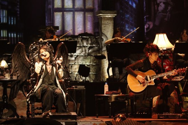 #VAMPS #HYDE #KAZ #VampsLive2016 Additional Show - ACOUSTIC DAY - @Maihama Amphitheater [Sep 20]
