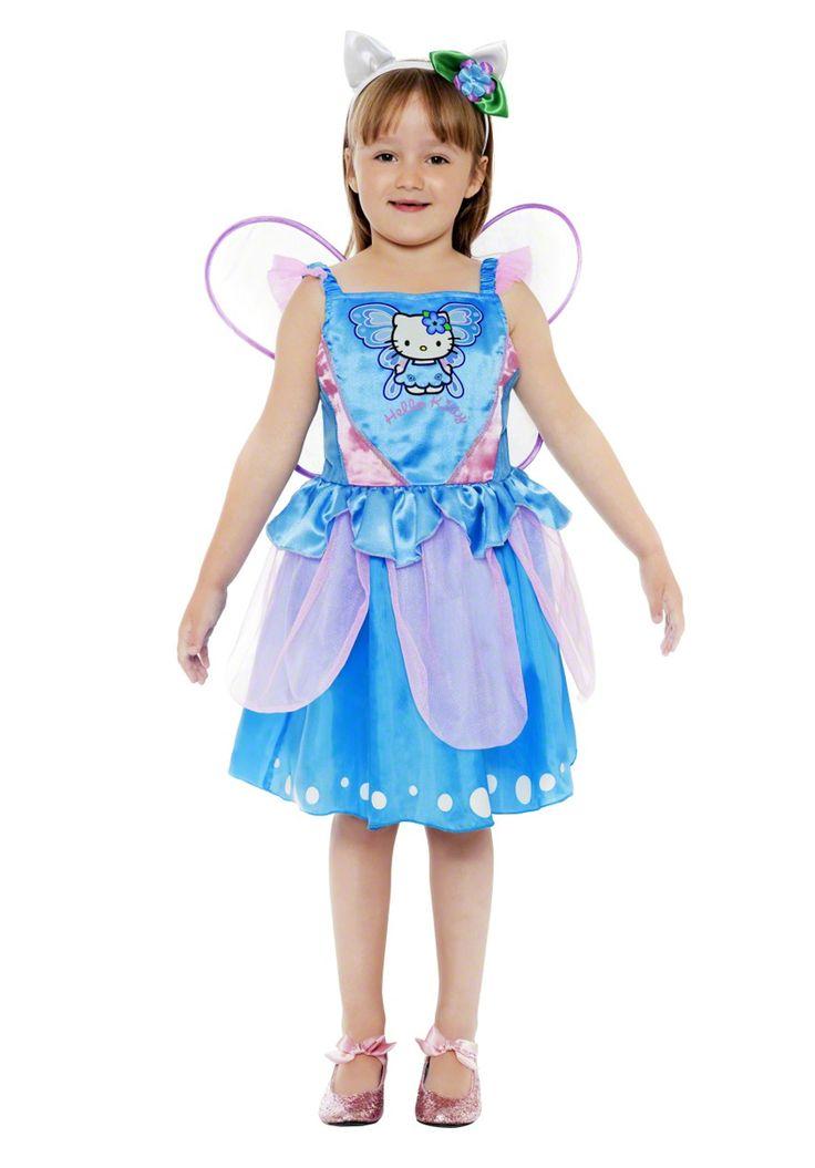 Fairy Butterfly Costume For Children, Hello Kitty - Children Fantasy Costumes at Escapade™ UK - Escapade Fancy Dress on Twitter: @Escapade_UK