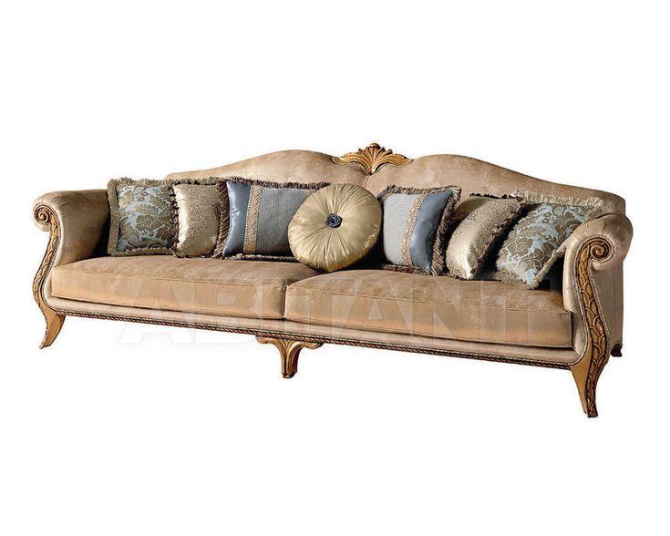 Диван бежевый Pregno D31-4T , каталог мягкой мебели: фото, заказ, доставка - ABITANT , Москва