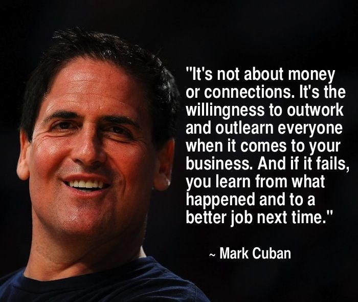 Famous Quotes For Business: 43 Best Mark Cuban Images On Pinterest