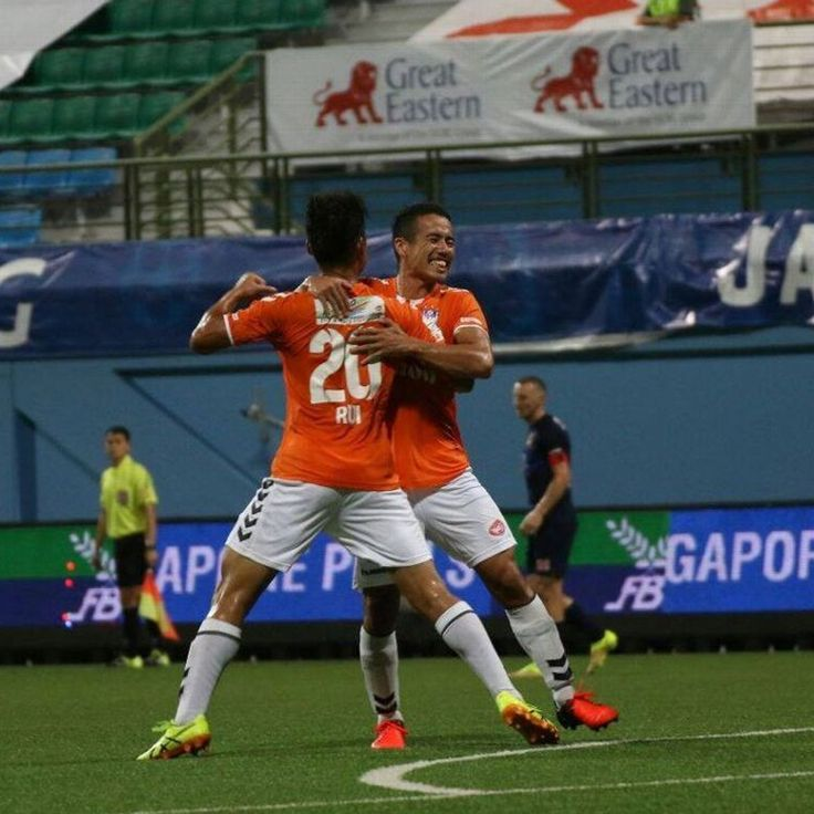Albirex Niigata (S) claim first-ever S.League title with quadruple in sight
