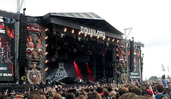 Download Festival is a British rock festival, held annually at Donington Park in Leicestershire, England, since 2003. It is the most popular British summer rock... Get more information about the Download Festival 2017 on Hostelman.com #event #United #Kingdom #music #travel #destinations #tips #packing #ideas #budget #trips #download #festival #2017 #festival