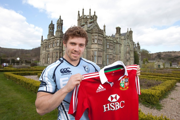 British and Irish Lions tour 2013: Wales star Leigh Halfpenny #rugby #BritishandIrishLions