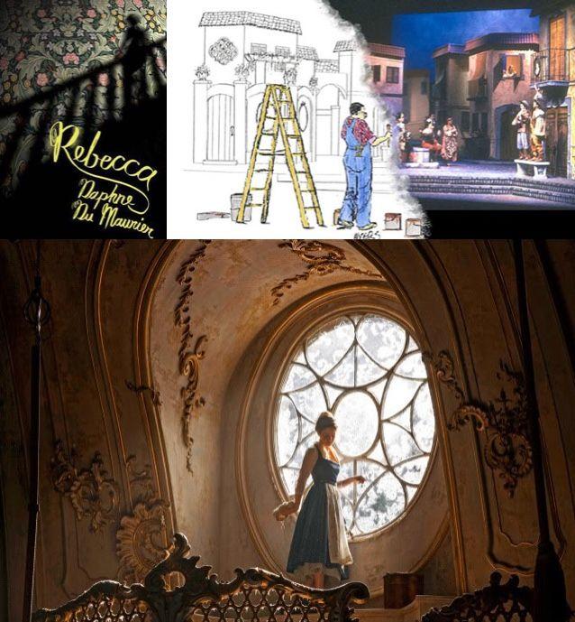 Sarah Greenwood Production Designer Greenwood Design Adaptations