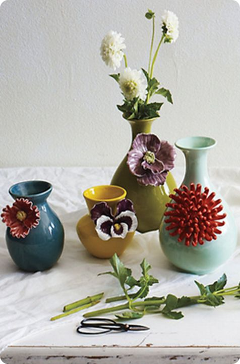 Embellished Vases   Google Search