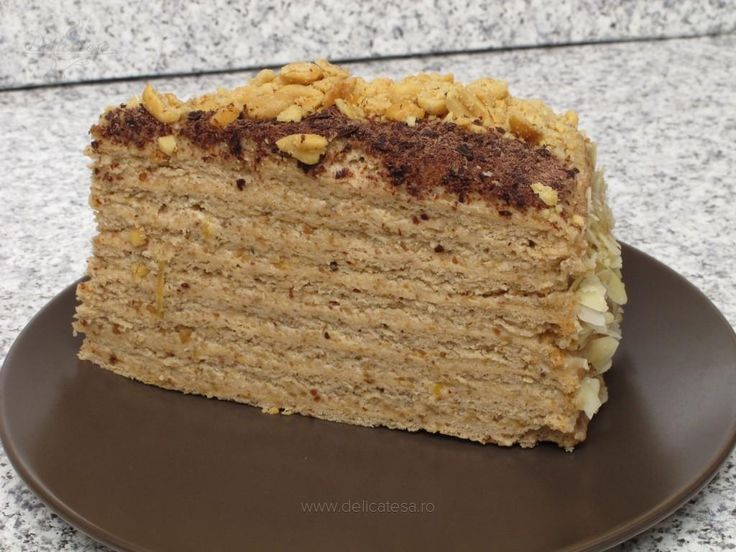 Tort Smetanik
