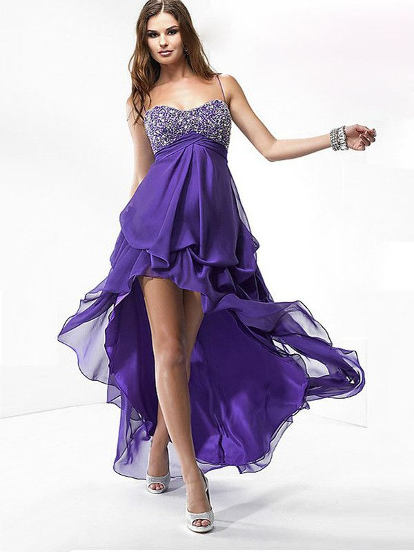 Long Party Dresses - New Purple Party Dresses For Women With Long Sleeve Prom A-line - Winter is here, and with it the latest fashion trends