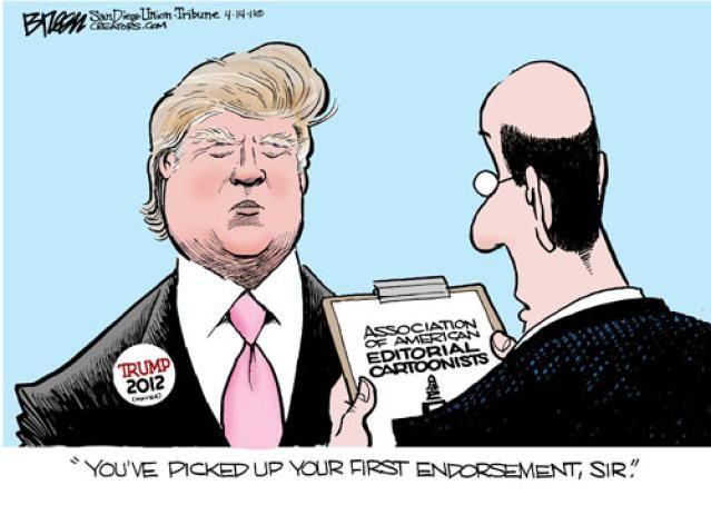 17 Best images about Trump Political Cartoons on Pinterest ...