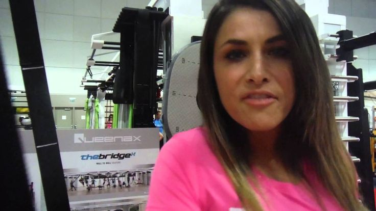 QUEENAX @IHRSA 2015 LOS ANGELES USA - Presentation new application Queen...