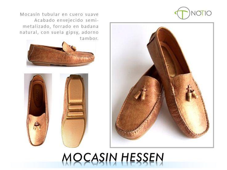 Notio Calzado - Mocasin Hessen
