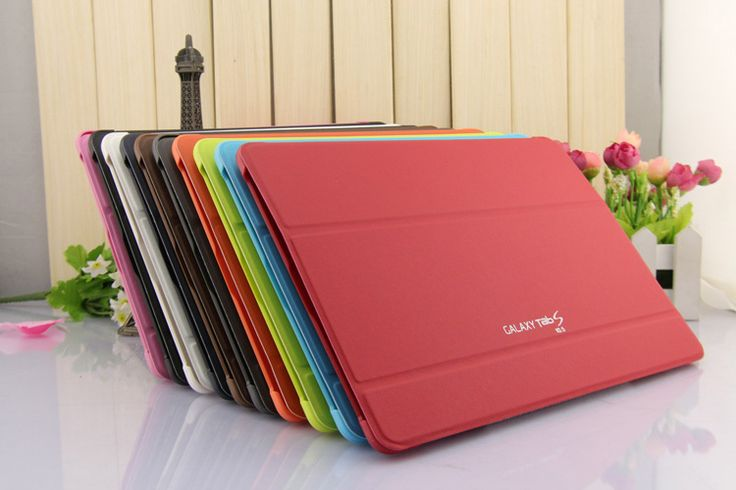 case for samsung galaxy tab S 10.5 T800 T805 10.5'' cover case for samsung galaxy tab S 10.5 tablet+screen protector+stylus