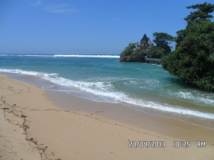 Balekambang Beach, Malang, East Java,  Indonesia