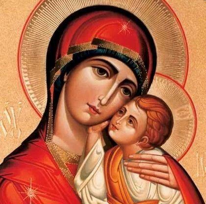 Virgen de la Ternura