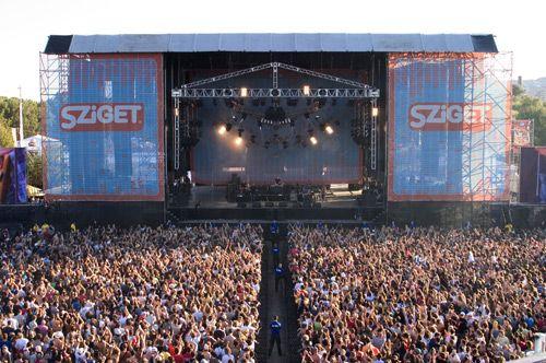 "Festival ""Sziget"""
