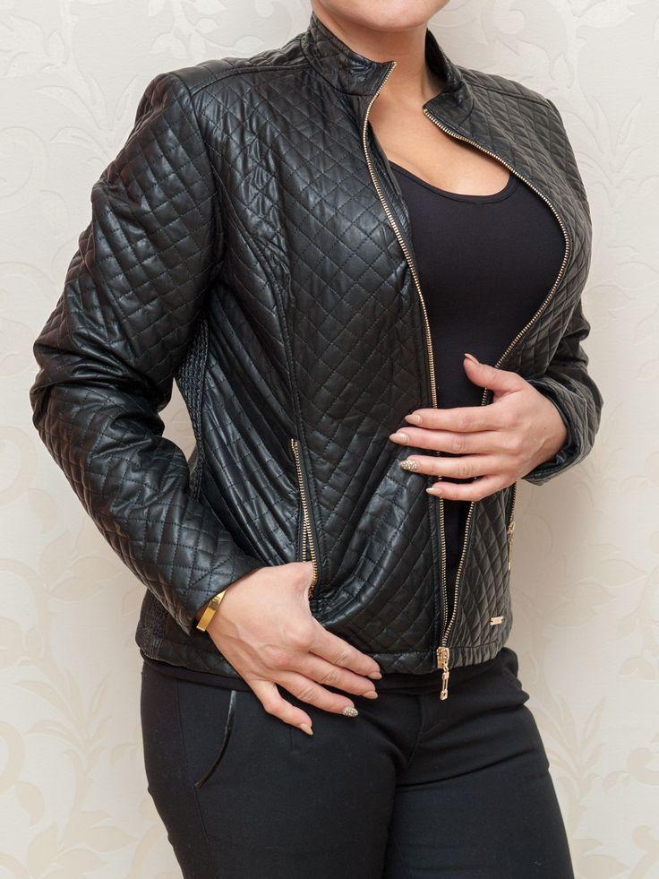 Čierna bunda   #Bunda