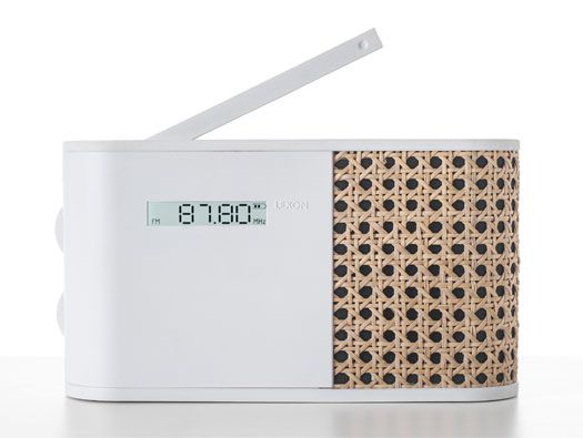 Hybrid Radio by Mathieu Lehanneur for Lexon