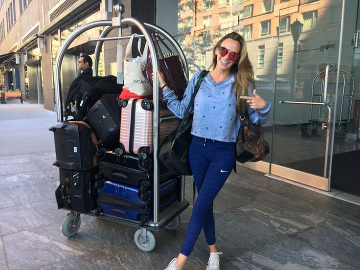 Jena Sims is an actress in TV and film and an occasional Loop correspondent. She also happens to be the girlfriend of U.S. Open champion Brooks Koepka...