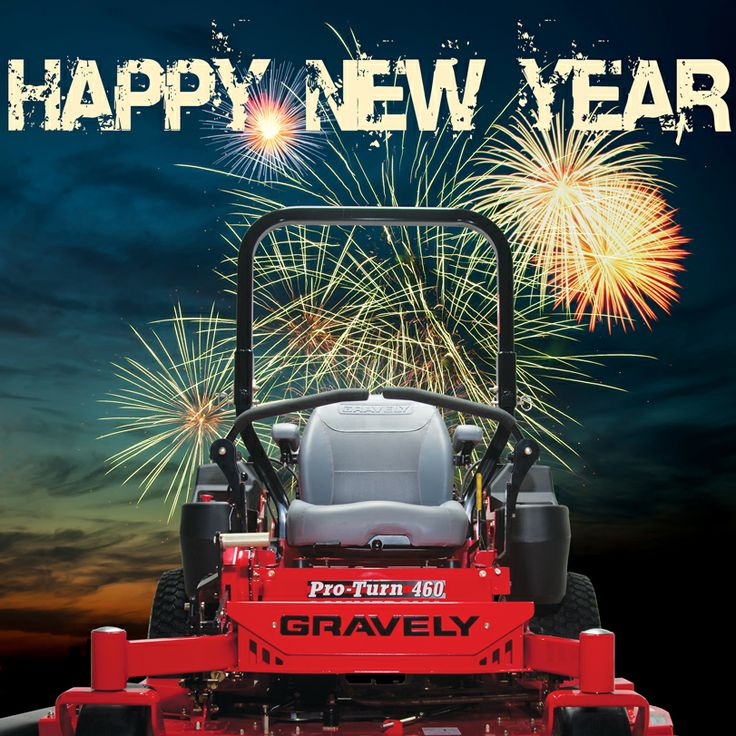 Happy New Year From All Of Us At Gravely Gravely