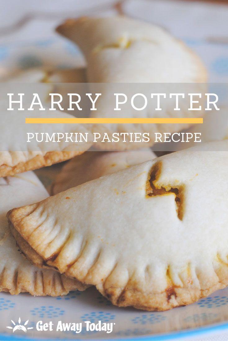 Harry Potter Pumpkin Pasties Recipe Harry Potter Pumpkin Harry Potter Desserts Pumpkin Pasties