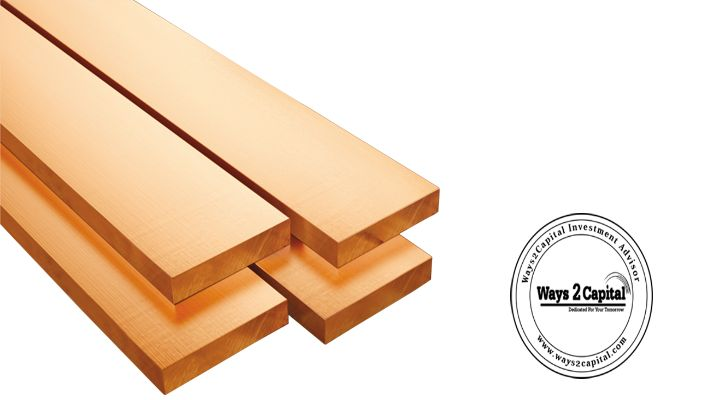 Copper on MCX settled up 0.74% at 383.65 with encouraging import data from China and improved prospects for the global economy