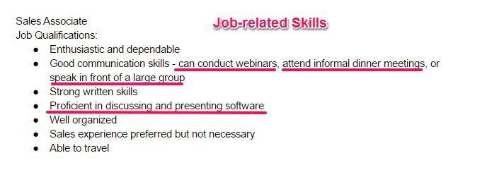 Resume Examples Of Skills And Abilities Resume Examples Resume Skills Resume Skills Section Resume Examples