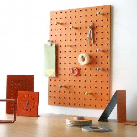 decovry.com - Blockdesign | Gaatjesbord | Oranje