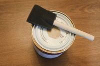 How to Paint Pressed Wood Furniture   eHow