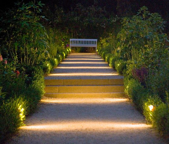 get this look using lumenesk garden bollard lights