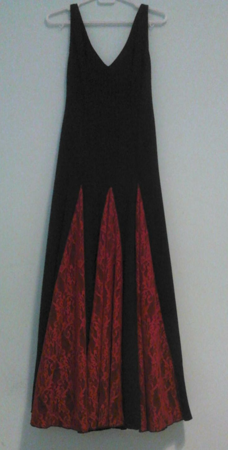 Vestido Flamenco sencillo