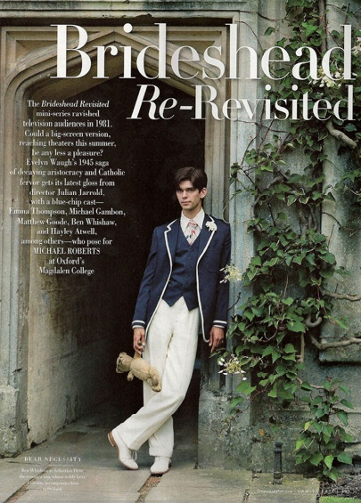 Brideshead Revisited Summary