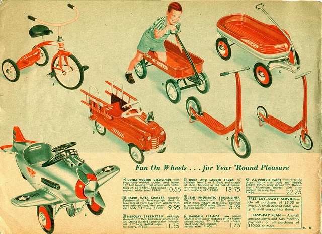 Western Auto - Christmas - late 40's early 50's - Page 7 | Flickr - Photo Sharing!