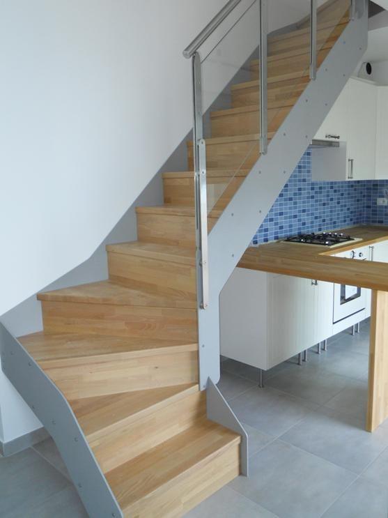 scala legno & ferro
