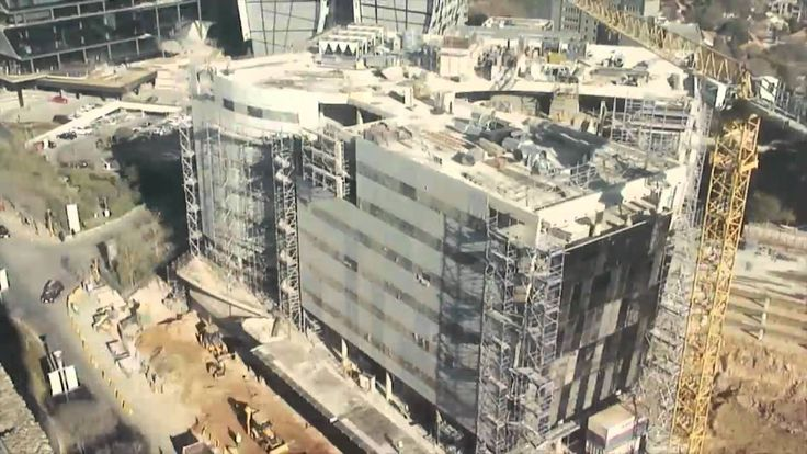 Abland - Alice Lane Phase 2 Timelapse Video Owned by Pivotal Prime Office Space in Sandton