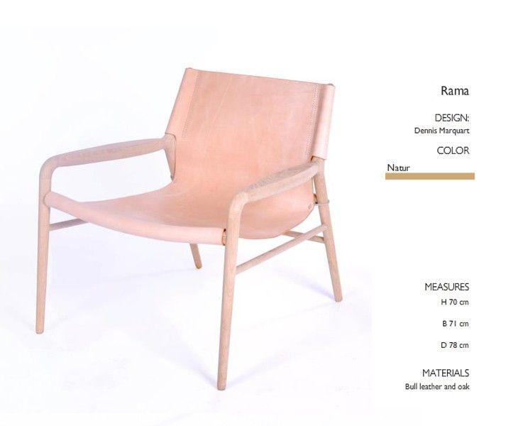 OX Design Rama lenestol