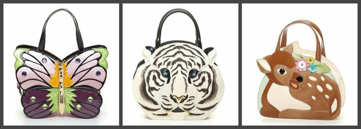 Фантазийные сумки от Braccialini - Ярмарка Мастеров - ручная работа, handmade