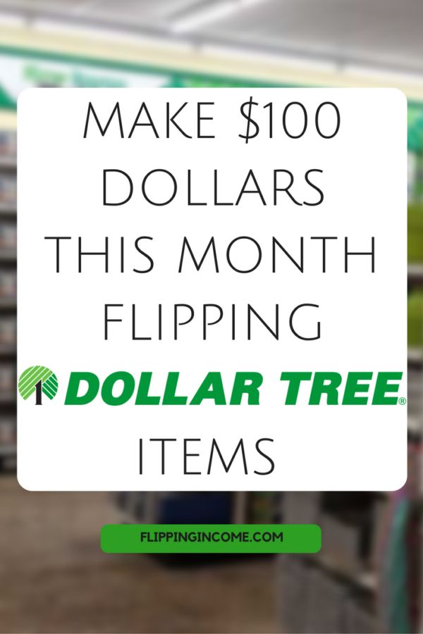 How To Make Money With These 6 Items From Dollar Tree Part 2 Things To Sell Dollar Stores