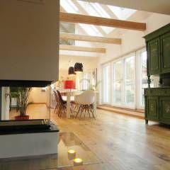Kamin: Moderne Wohnzimmer Von Cactus Architekten